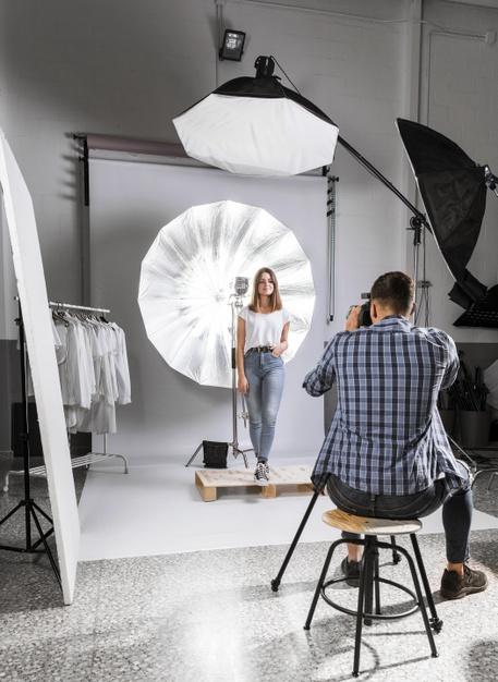 آموزشگاه عکاسی لباس