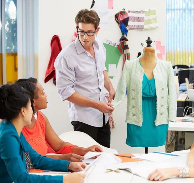 کاردانی طراحی لباس