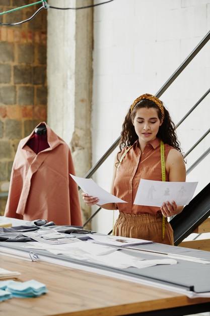 طراح لباس باشید