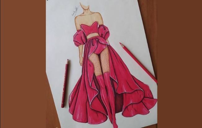 رشته طراحی لباس خوبه؟ در کجا آموزش ببینم؟
