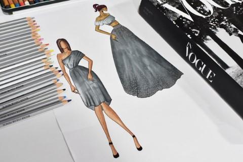 ابزارهای طراحی لباس چیه؟
