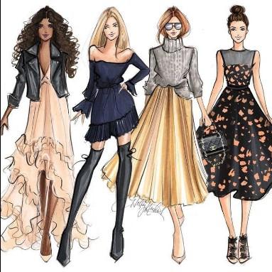 سر فصل های آموزش طراحی لباس چیه؟
