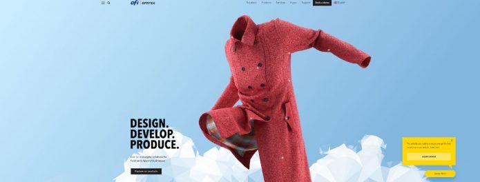 طراحی لباس با کامپیوتر