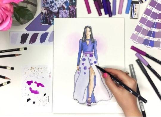 شناخت آموزشگاه طراحی لباس در شمال تهران