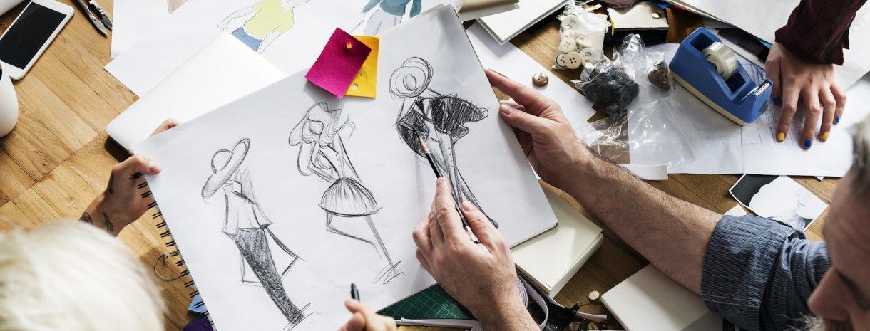 چطور طراح لباس بشم